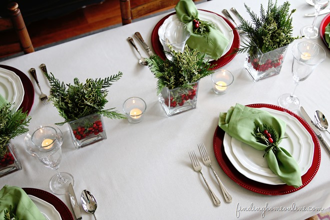 2020 Christmas Table Stting Ideas Table Settings 101 | Table Etiquette | Emily Post